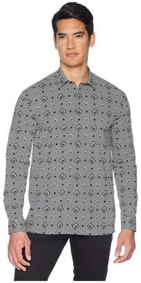 Versace Medusa Geo Print Shirt