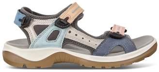 Ecco Womens Natural Active Sandal - Natural