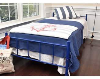 Rack Furniture Portland Twin Bed - Blue