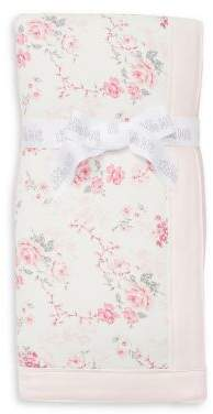 Little Me Baby Girl's Cotton Stroller Blanket