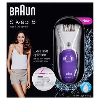Braun Silk Epil 5 Wet & Dry Epilator 1 ea