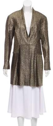 Marc Jacobs Metallic Evening Jacket