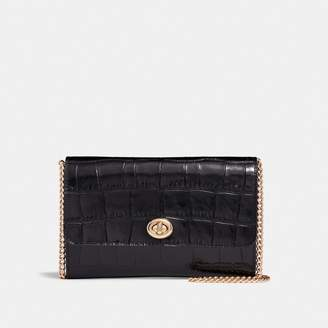 Coach Marlow Turnlock Chain Crossbody
