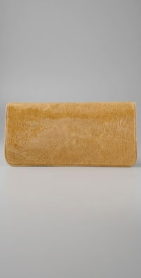Haute Hippie Patent Leather Clutch