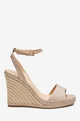 b3ac747a0ea Cushioned Wedge Sandals - ShopStyle UK