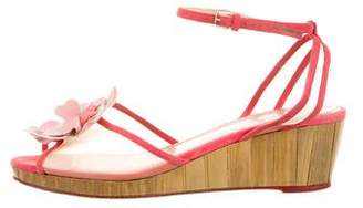 Charlotte Olympia Florinha Wedges