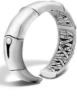John Hardy 'Bamboo' Silver Wrist Cuff