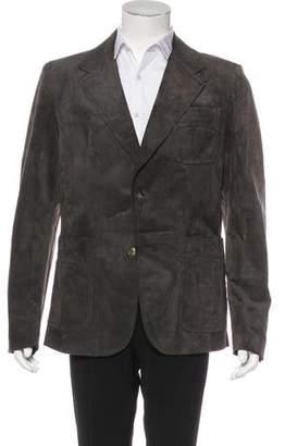 Gucci Suede Sport Coat