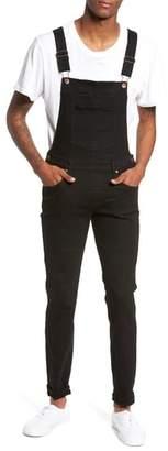 Denim & Supply Ralph Lauren Dr. Denim Supply Co. Ira Skinny Fit Overalls