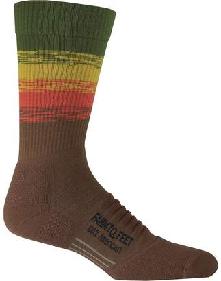 Farm To Feet Clingmans Dome Sunset Crew Sock - Men's