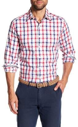 Robert Graham Dadebrook Classic Fit Print Woven Shirt