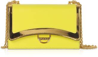 Emilio Pucci Genuine Leather and Metal Mini Bag
