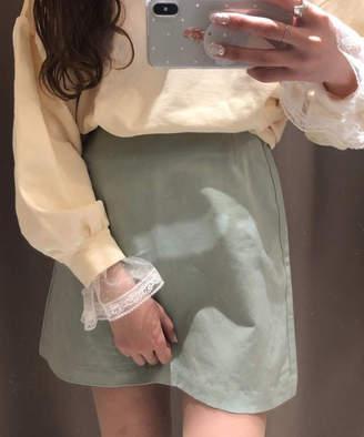 Heather (ヘザー) - 【WEB限定】あいねねコラボミニスカート
