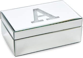 American Atelier 'A' Monogram Jewelry Box