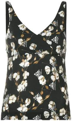 Off White Womens Tank Tops Shopstyle