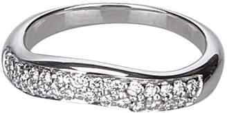 Bulgari Silver Platinum Ring
