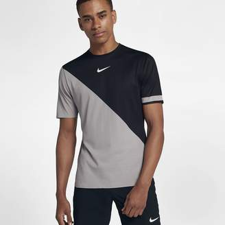 Nike NikeCourt Zonal Cooling Challenger Men's Short Sleeve Tennis Top