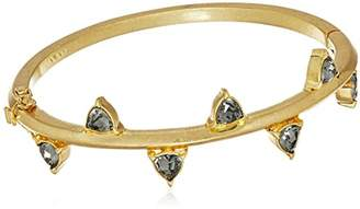 Nicole Miller Trilliant Alternating Bangle Bracelet