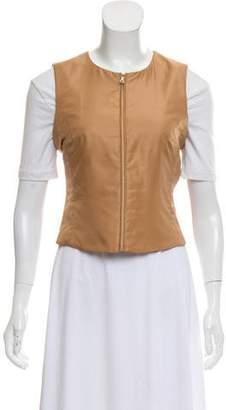 Prada Lightweight Zip-Up Vest