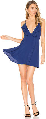 Privacy Please Sigsbee Dress in Blue $148 thestylecure.com