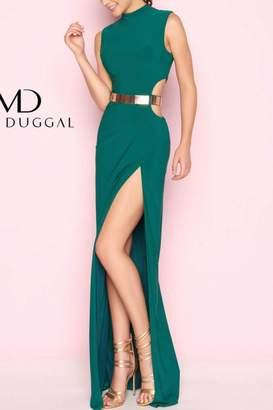 Mac Duggal Cutout Modern Gown