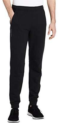 Calvin Klein Jeans Calvin Klein Men's Mixed Media Terry Sweatpant