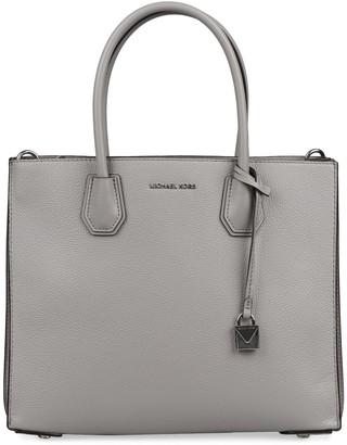 Michael Kors Mercer Leather Handbag