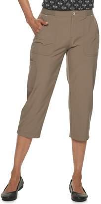 Croft & Barrow Women's Comfort Waist Weekend Capri Pants