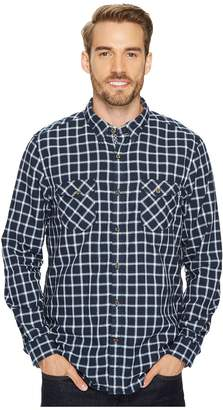 Timberland Long Sleeve Branch River Double Layer Plaid Shirt Men's Clothing
