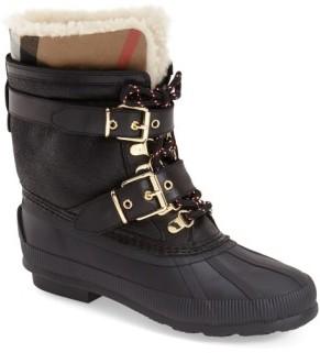 Women's Burberry 'Windmere' Boot