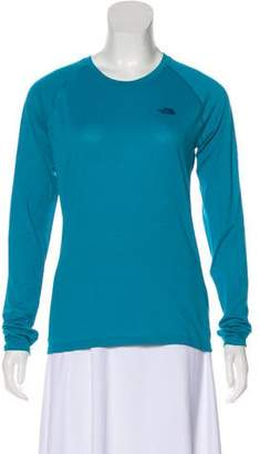 The North Face Long Sleeve Scoop Neck T-Shirt