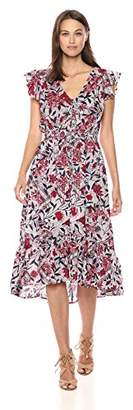 Lucky Brand Women's Asymmetrical Dress