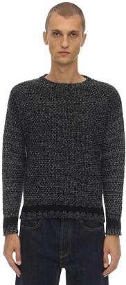 Piombo Mp Massimo Lambs Wool Knit Sweater