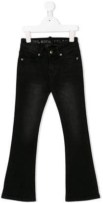 John Richmond Kids classic flared jeans