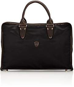 Felisi MEN'S ZIP-AROUND BRIEFCASE - BLACK