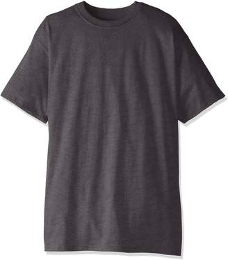 Hanes Men's Big and Tall Short-Sleeve Beefy T-Shirt (Pack of Two)
