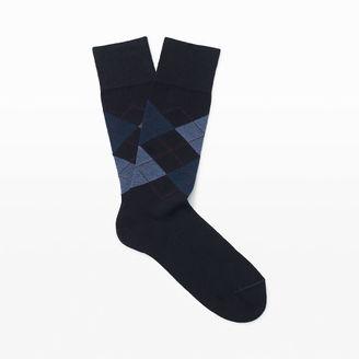 Argyle Sock $19.50 thestylecure.com