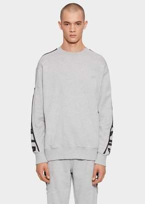 Versace Versus Sleeve Men's Sweatshirt