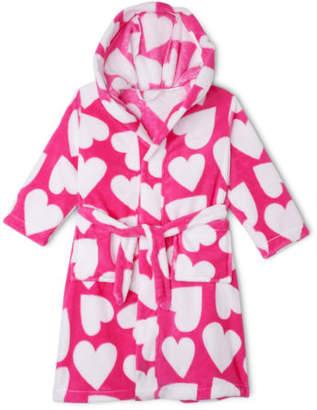 NEW Milkshake Essentials Hooded Gown Red