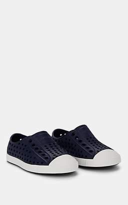 Native Kids' Jefferson Slip-On Sneakers - Blue