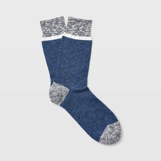 Club Monaco Marled Colorblocked Sock