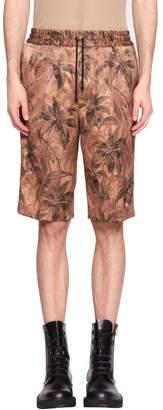 Dries Van Noten Palgrave Viscose Shorts