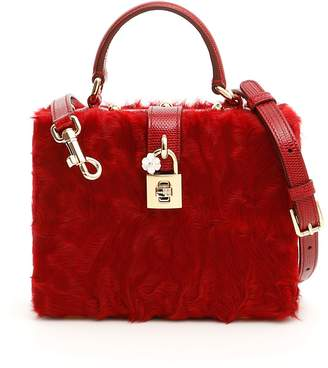 82c25622d3 Dolce   Gabbana Red Magnetic Closure Handbags - ShopStyle