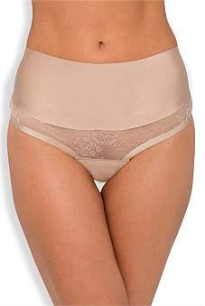 Nancy Ganz Sweeping Curves Lace Gstring