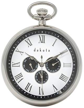 Dakota Engravable pocket watch