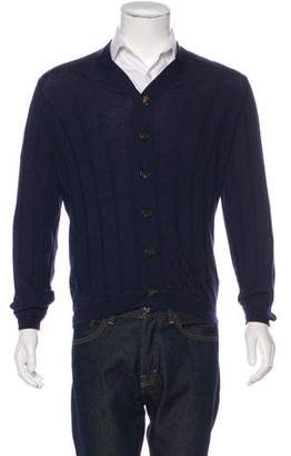 Brunello Cucinelli Wool & Cashmere Cardigan