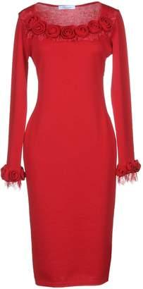 Blumarine Knee-length dresses - Item 34857523NO