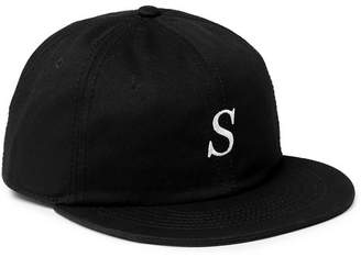 Saturdays NYC Logo-Embroidered Cotton-Twill Baseball Cap