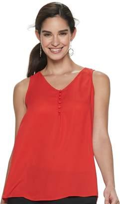 5a1ba2da01f8d9 Apt. 9 Red Women's Tops - ShopStyle