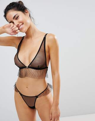 Mimi Holliday Chloe Tulle Frill Thong